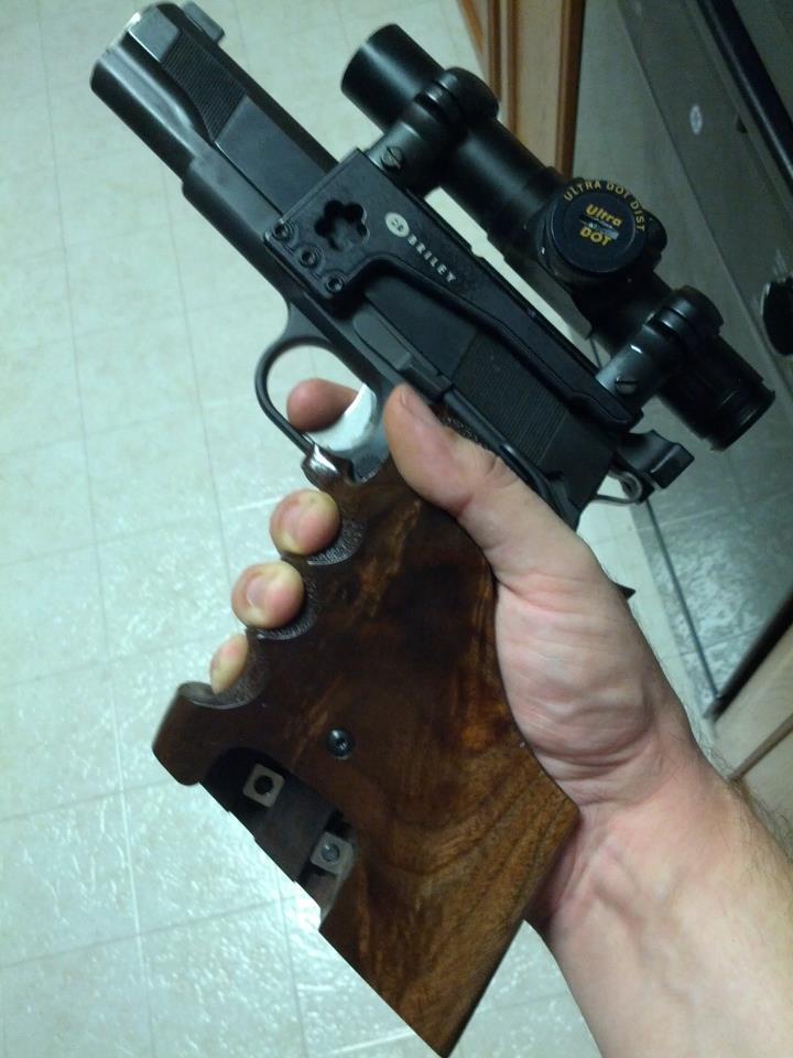 Grips Dick Hand 26